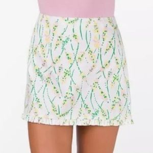 Lilly Pulitzer Callie Mini Skirt - Size 10